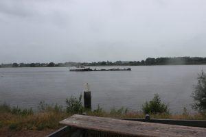 Die Elbe bei Geesthacht