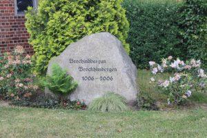 Der 1000jährige Stein von Brockhimbergen